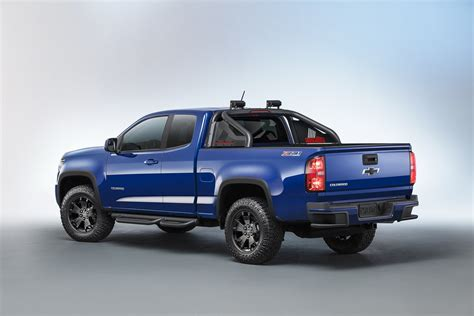Chevrolet Colorado Picture by 2016 Chevrolet Colorado Z71 Trail Picture 638864
