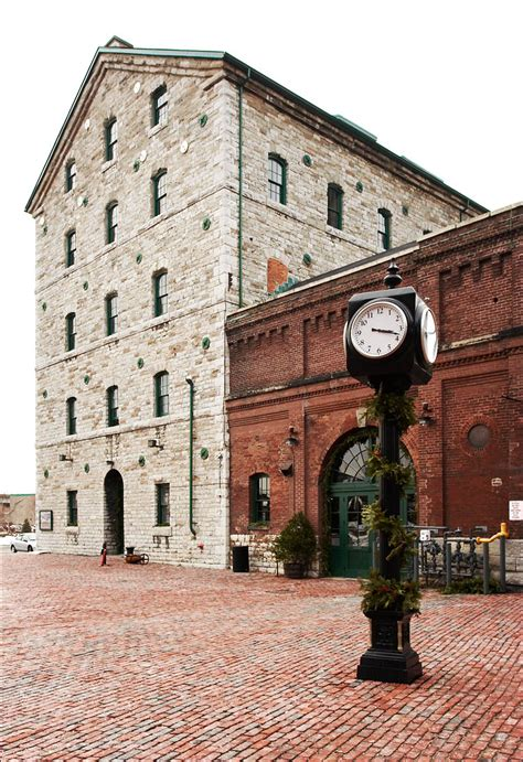 The Distillery District, An Entertainment Hotspot In