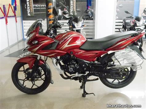 Bajaj Discover 150F - with pictures and details