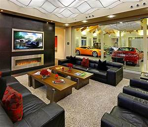 Two Bedrooms 16 Car Garage This Home Is Basically A Car