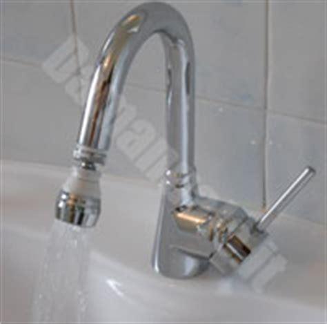 frangigetto per rubinetti installare un frangigetto per il rubinetto