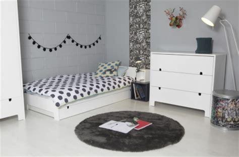 chambre ado fille noir et blanc chambre de fille ado moderne chambre ado fille moderne