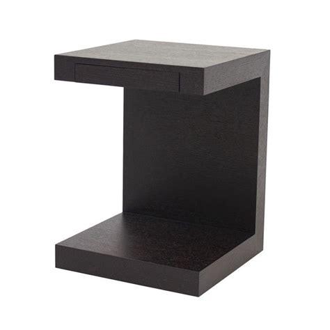 Table De Nuit Design Wilton En Bois