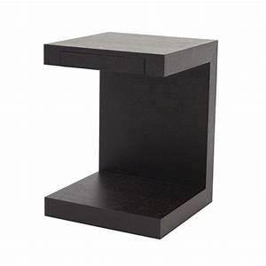 Table De Nuit Miroir : best table de nuit design wilton en bois table de nuit ~ Teatrodelosmanantiales.com Idées de Décoration