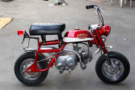 1970 Honda Mini Trail Bike 50