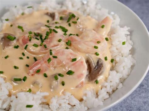 shrimp newburg crock pot shrimp newburg recipe from cdkitchen com