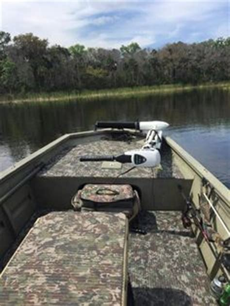 Duck Hunting Boat Dealers by Poling Platform On Jon Boat Page 2 South East Fly