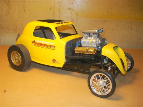 Fiat Drag Car by 1 12 Fiat Drag Car
