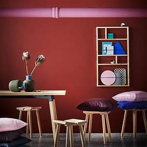 Les 4 Murs Bordeaux : comment marier les couleurs dans une pi ce marie claire ~ Zukunftsfamilie.com Idées de Décoration