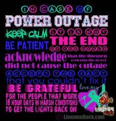 power outage funny quotes image quotes  hippoquotescom