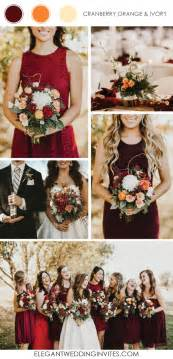 november wedding colors top 10 wedding color combination ideas for 2017 trends