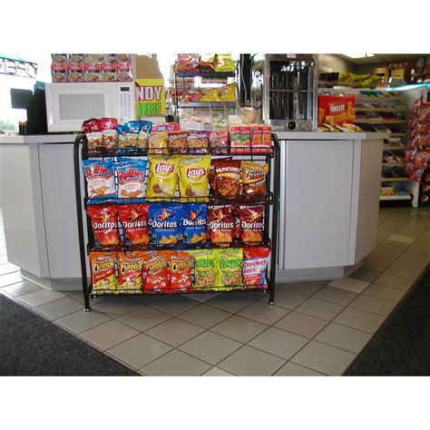 Display Racks by Multi Use Display Racks 33 Quot H Undercounter Wire Display
