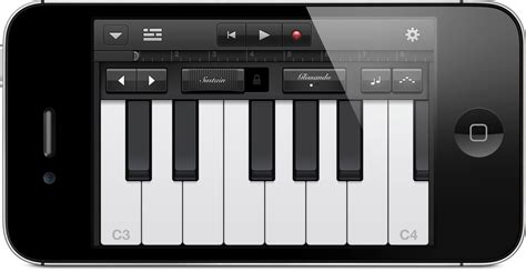 garageband on iphone garageband hits iphone and ipod touch absolute gadget