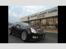 2010 Cadillac CTS4 Sport Wagon in review Village Luxury
