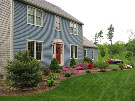 landscaping ideas  england landscape design ideas front  house