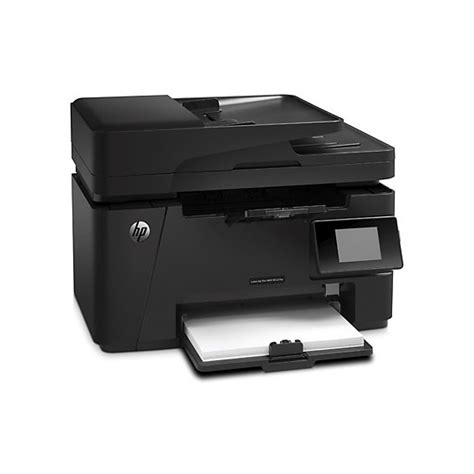 That said, the hp laserjet pro mfp m127fw still offers enough to make it worth considering. HP LaserJet Pro MFP M127fw Laser Jet Printer Reviews - Compare Prices and Deals - Reevoo