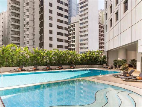 Novotel Century Hong Kong Room Deals Photos And Reviews