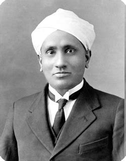 C.V. Raman Biography