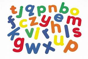 Rainbow letters pack of 26light box sensory resources for Alphabet photo letters