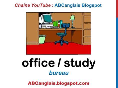 vocabulaire bureau cours d 39 anglais 46 le bureau en anglais fournitures