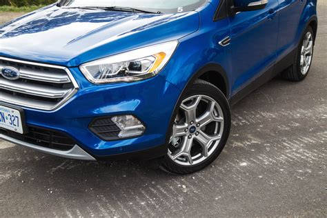 2017 Ford Escape Titanium Sport Appearance Package by Drive 2017 Ford Escape Canadian Auto Review