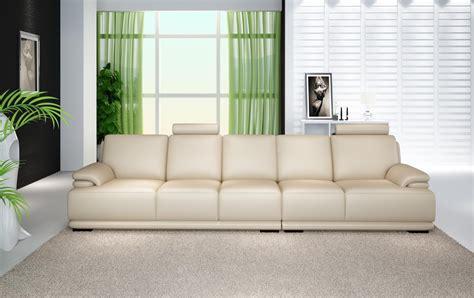 canapé droit 4 places canapé droit cuir canapé droit en cuir 5 places