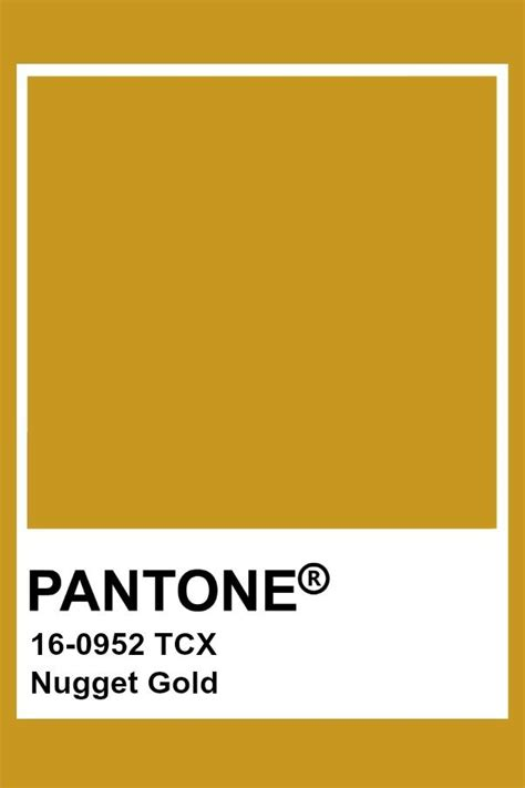 pantone nugget gold golds gold silver silver