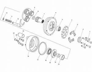 Hammerhead Gt 250 - Reverse Assembly