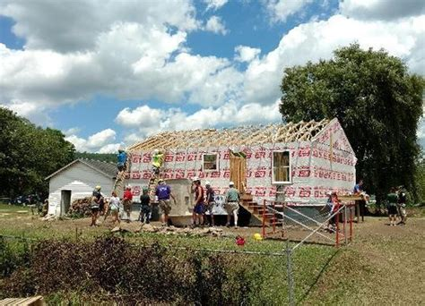 Best neighborhoods in rainelle, west virginia: Closing ceremony today for two-house blitz build in Rainelle, West Virginia | The Fuller Center ...