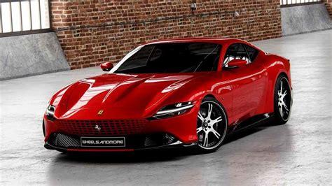 Latest details about ferrari roma's mileage, configurations, images, colors & reviews available at carandbike. TopGear Singapore | Wheelsandmore modifies the Ferrari Roma