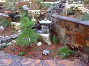 Steingarten Ideen Bilder : moderner steingarten holen sie die japanische kultur zu sich nach hause ~ Whattoseeinmadrid.com Haus und Dekorationen