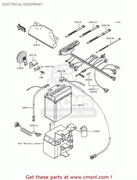 wiring diagram 10 best collection kawasaki bayou 220
