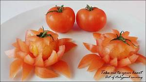 ItalyPaul - Art In Fruit & Vegetable Carving Lessons: Art ...