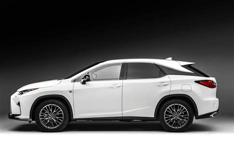 2016 Lexus Rx350 Reviews And Rating  Motor Trend