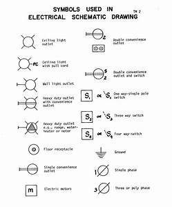 New Blueprint Symbol For Electrical Outlet  Diagram