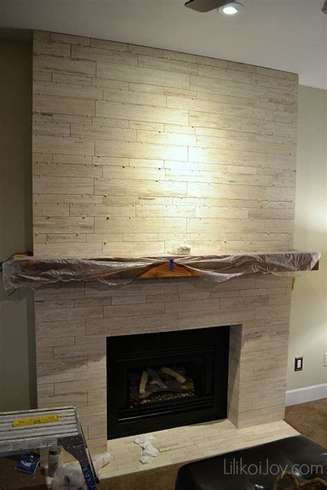 family room fireplace makeover  home fireplace