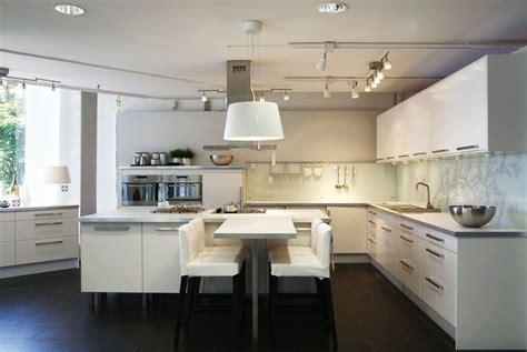 meubles cuisine abstrakt ikea blanc laque