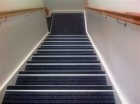 stylish rubber stair treads how to glue down rubber