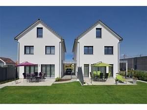Doppelhaus Grundriss Beispiele : 23 besten architektur doppelhaus bilder auf pinterest ~ Lizthompson.info Haus und Dekorationen