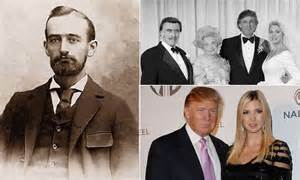 Trump Donald Trump's Mother Mary