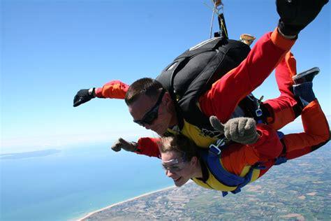 saut en parachute mont michel saut parachute tandem mont michel