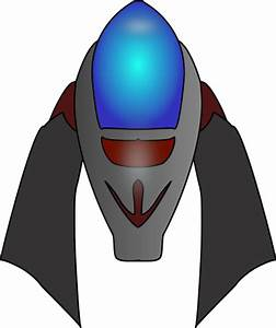 Spaceship cartoon space ships clipart - Clipartix