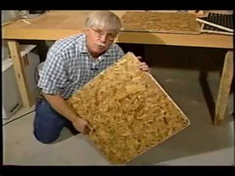 Preparing Osb Subfloor For Tile by How To Install Basement Sub Floor How To Save