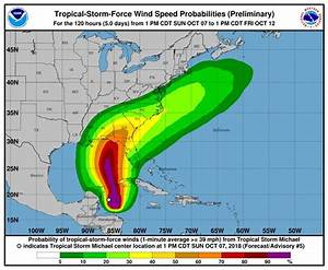 Flipboard: Tropical Storm Michael to become hurricane by ...