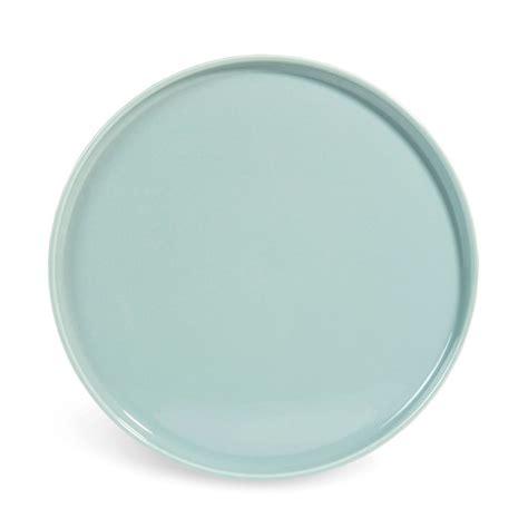 maison du monde assiette assiette plate en fa 239 ence bleue d 27 cm helsinki maisons du monde