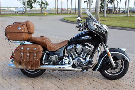 Used 2017 Indian Roadmaster® Classic Motorcycles In Fort