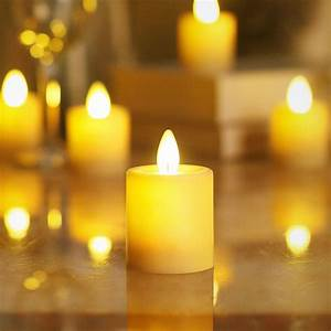 Flameless, Led, Candles, Set, Candles, Pillar, Candle, Light, Dinners, Wedding, Candle, Party, Decoration