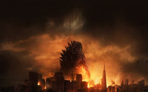 wallpaper  desktop laptop ad godzilla poster film