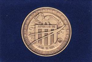 Apollo Coins - US AIR FORCE SPACE AND MISSILE MUSEUM ...