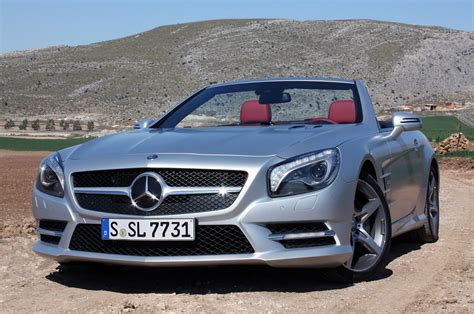 2019 Mercedes Benz Sl Class  Car Photos Catalog 2018
